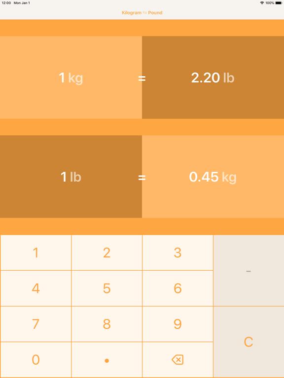 Kilograms To Pounds | App Price Drops