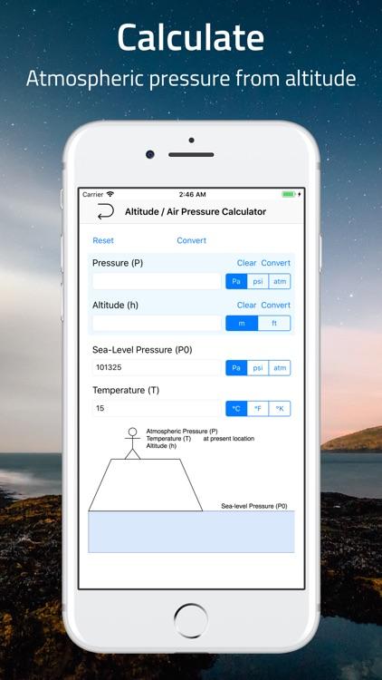 Elevation - Altimeter Map screenshot-3