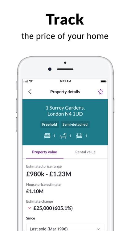 Zoopla property search UK screenshot-5