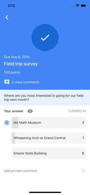 Google Classroom On The App Store Screenshots