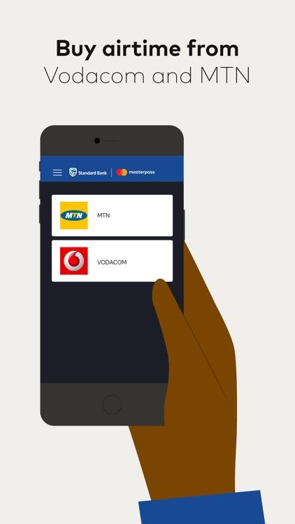 Standard Bank Masterpass screenshot-5
