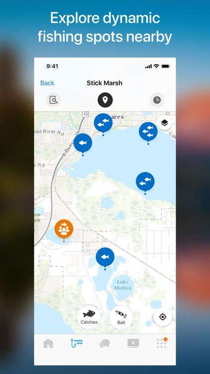 Netfish - Social Fishing App screenshot-3