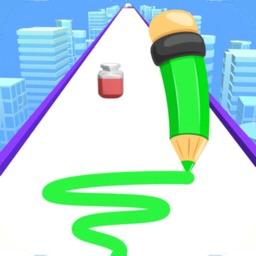 Pencil Run 3D