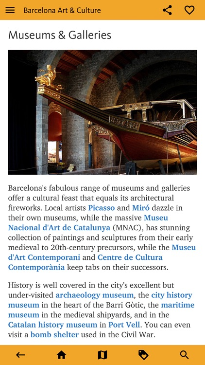 Barcelona Art & Culture screenshot-8