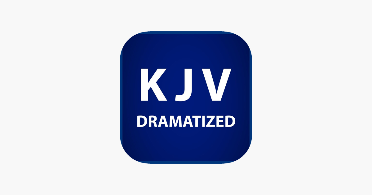 King James Bible - Dramatized on the App Store