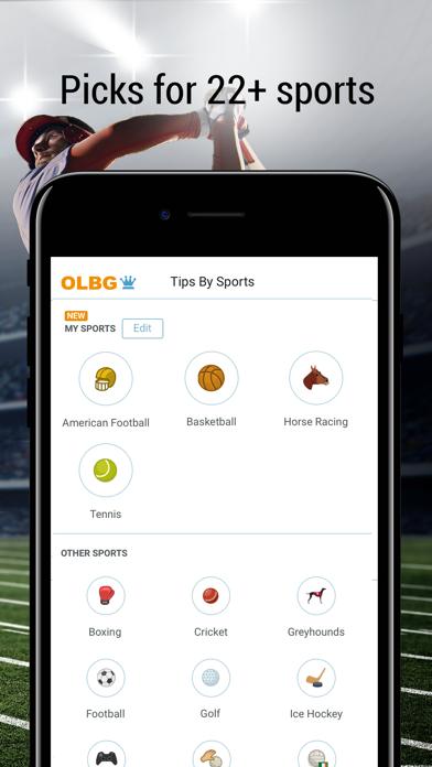 Free tennis olbg betting sports betting is not gambling