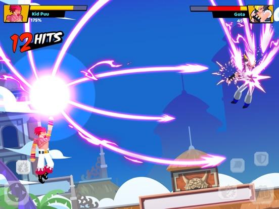 Stick Heroes: Fighting Battle screenshot 8