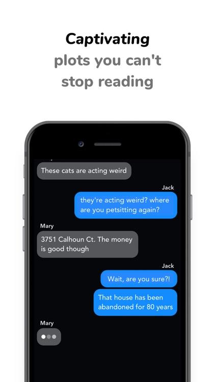 Texties - Text & Chat Stories screenshot-6