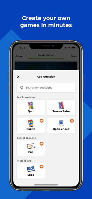 Kahoot! Play & Create Quizzes Screenshot