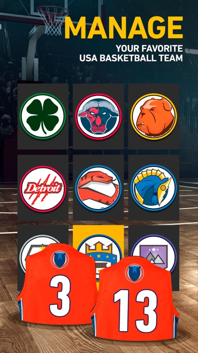 Basketball Manager 2019 screenshot two