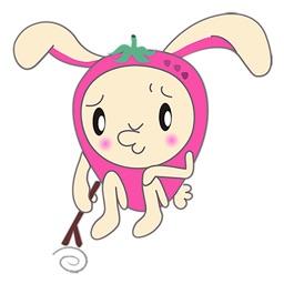 strawberry-rabbit