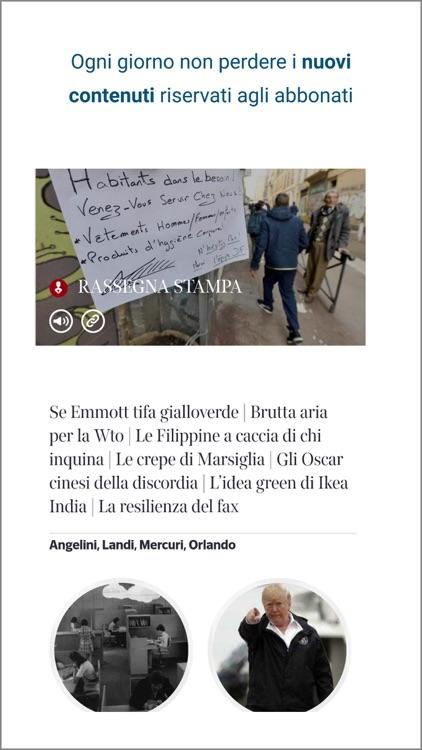 Corriere della Sera screenshot-4