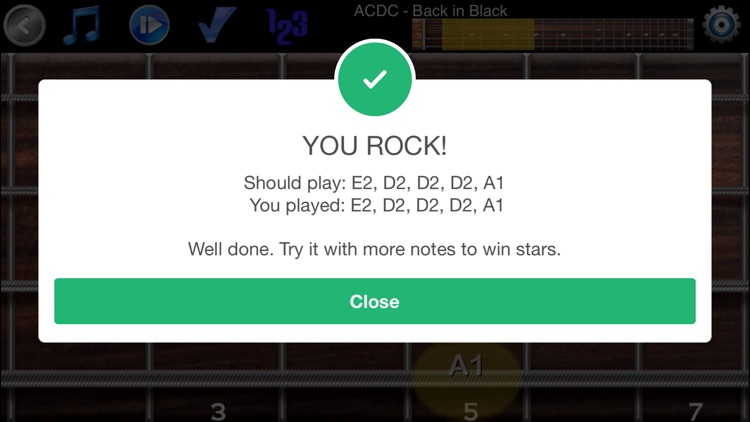 Bass Guitar Tutor screenshot-3