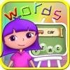 小学英语单词拼写练习-少儿英语教育游戏