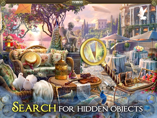 Hidden City®: Mystery of Shadows screenshot