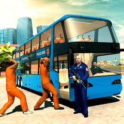Russian Prison Transport Bus