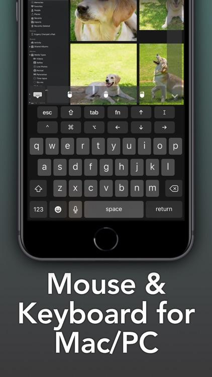 Remote, Keyboard & Mouse [Pro] screenshot-1