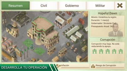 Screenshot for Rebel Inc. in Ecuador App Store