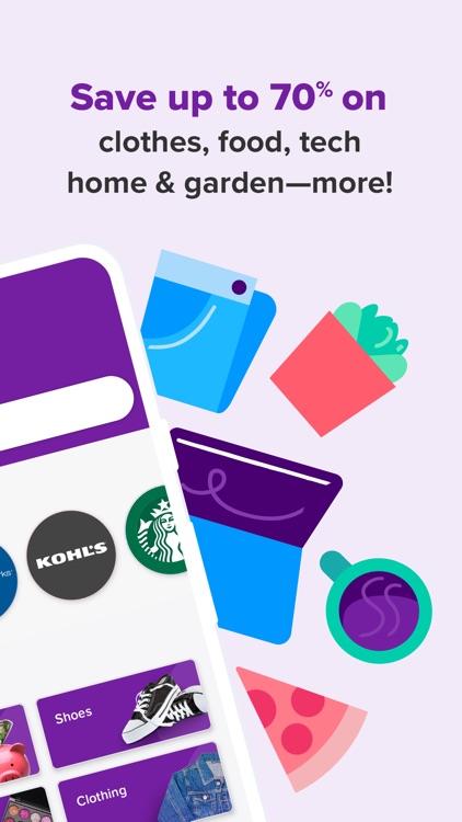RetailMeNot: Coupons, Cashback screenshot-3