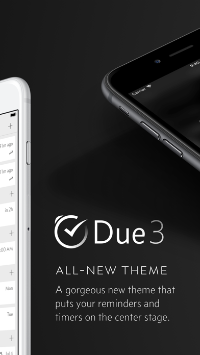 Due - Reminders & Timers app image