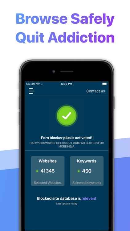 Porn Blocker Plus - for Safari