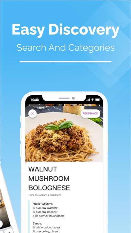 Hackberry: WFPB No Oil Recipes screenshot-4