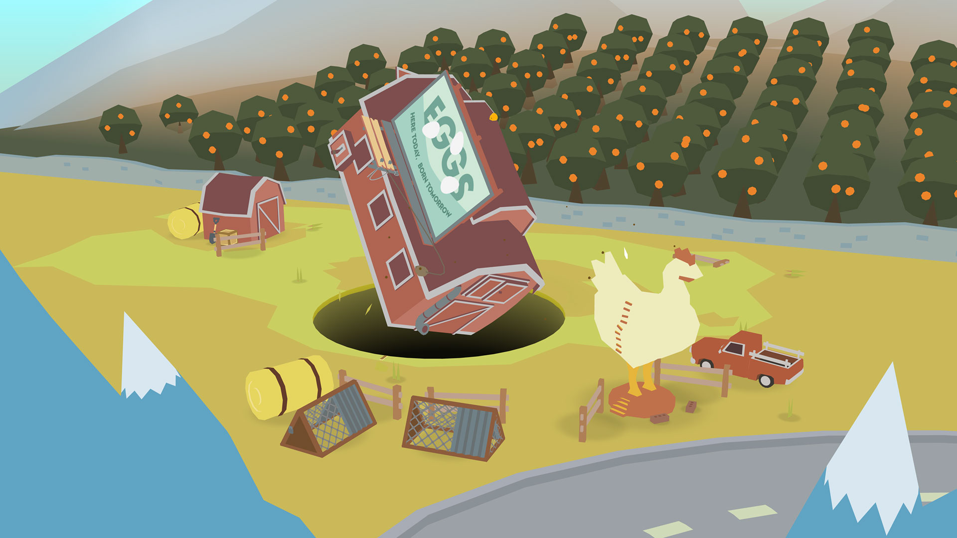 Donut County screenshot 12