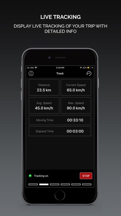 Smart GPS Speedometer