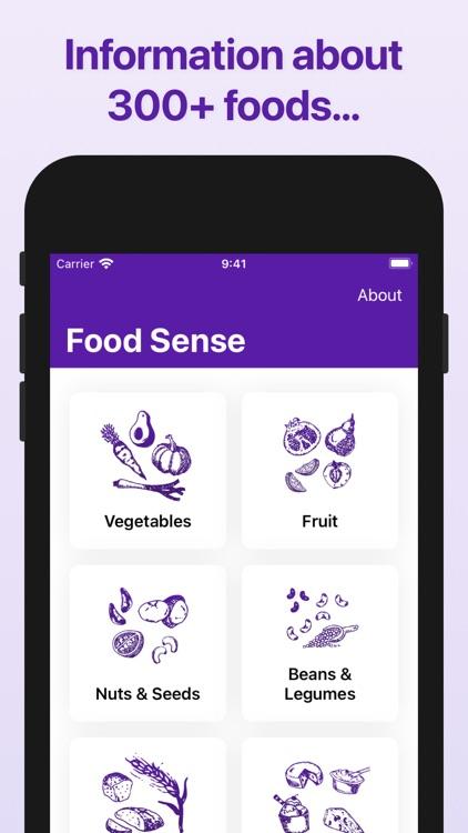 Food Sense Guide