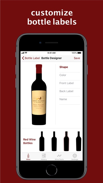 Wine Cellar Manager screenshot-8