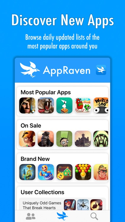 AppRaven: Apps Gone Free screenshot-0