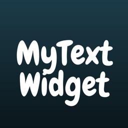 MyText Widget