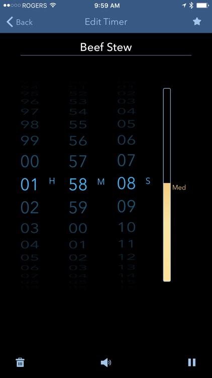 KitchenPad® Timer screenshot-3