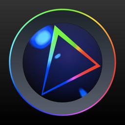 Ícone do app Cinema P3 Pro Camera