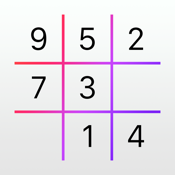 Just Sudoku - free to play puzzles icon