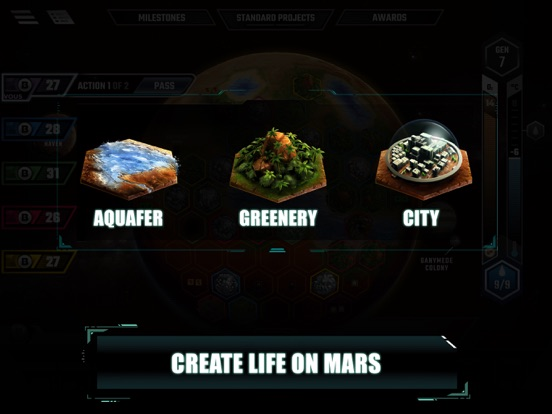 Terraforming Mars screenshot 9