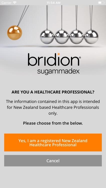 Bridion Dosage Calculator