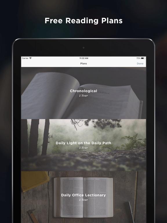 ESV Bible screenshot