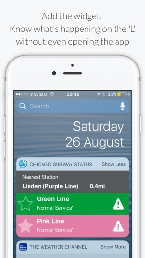 Subway Map Chicao.Chicago L Subway Map On The App Store