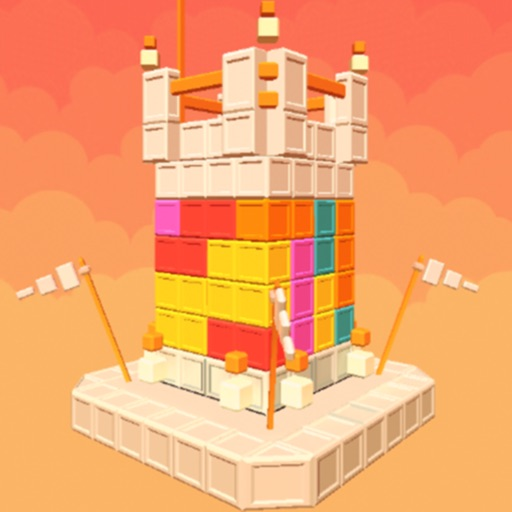 Castle Puzzle tower block