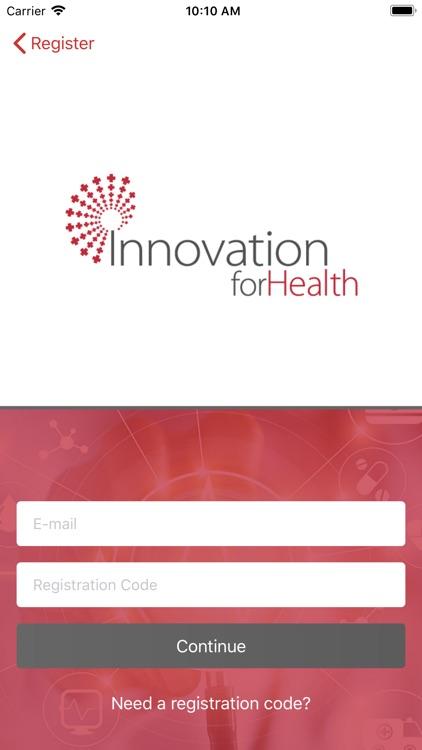 Innovation for Health 2019