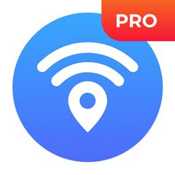 Ícone do app WiFi Map Pro - WiFi Everywhere
