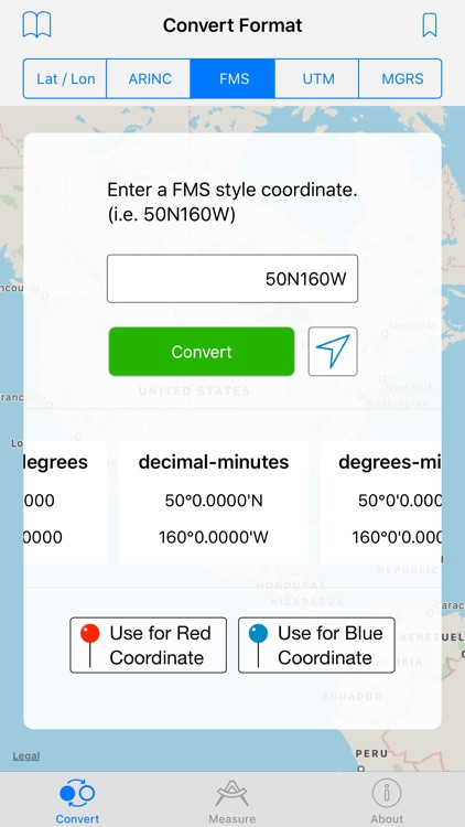 GPS Coordinate Converter screenshot-2