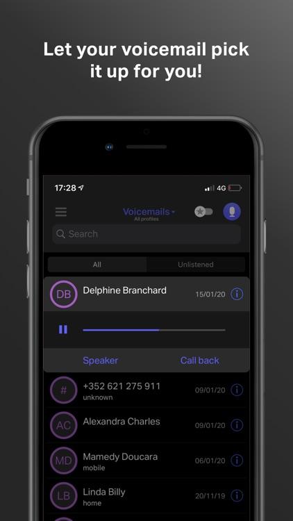 Onoff Business screenshot-3