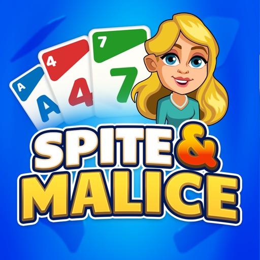 Spite & Malice Card Game