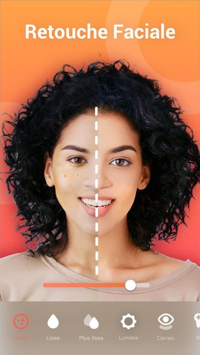 messages.download Peachy - Retouche photo visage software