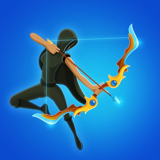 Archer Hero 3D icon