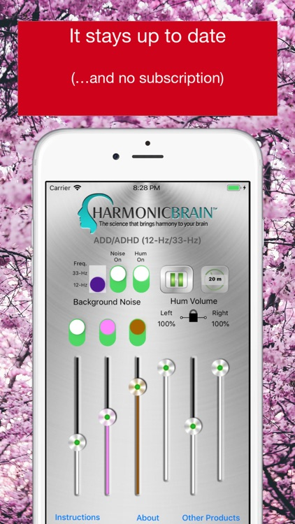 HarmonicBrain ADD/ADHD screenshot-8