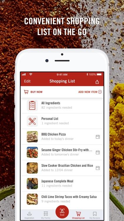 Flavor Maker - Recipes screenshot-3