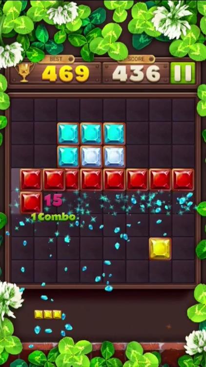 Jewels Block Puzzle Adventure screenshot-5